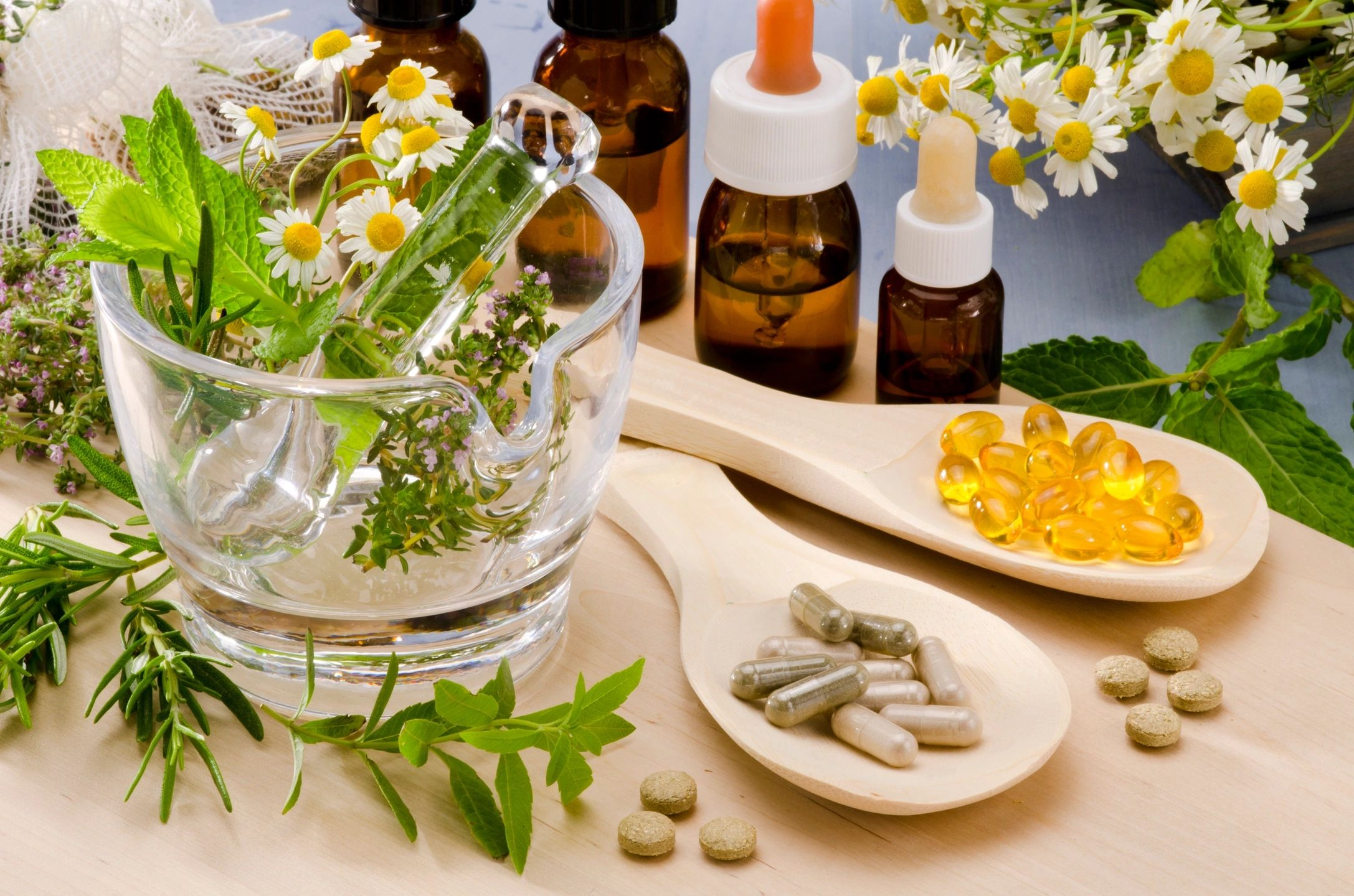 The Benefits of Vitamins and Minerals